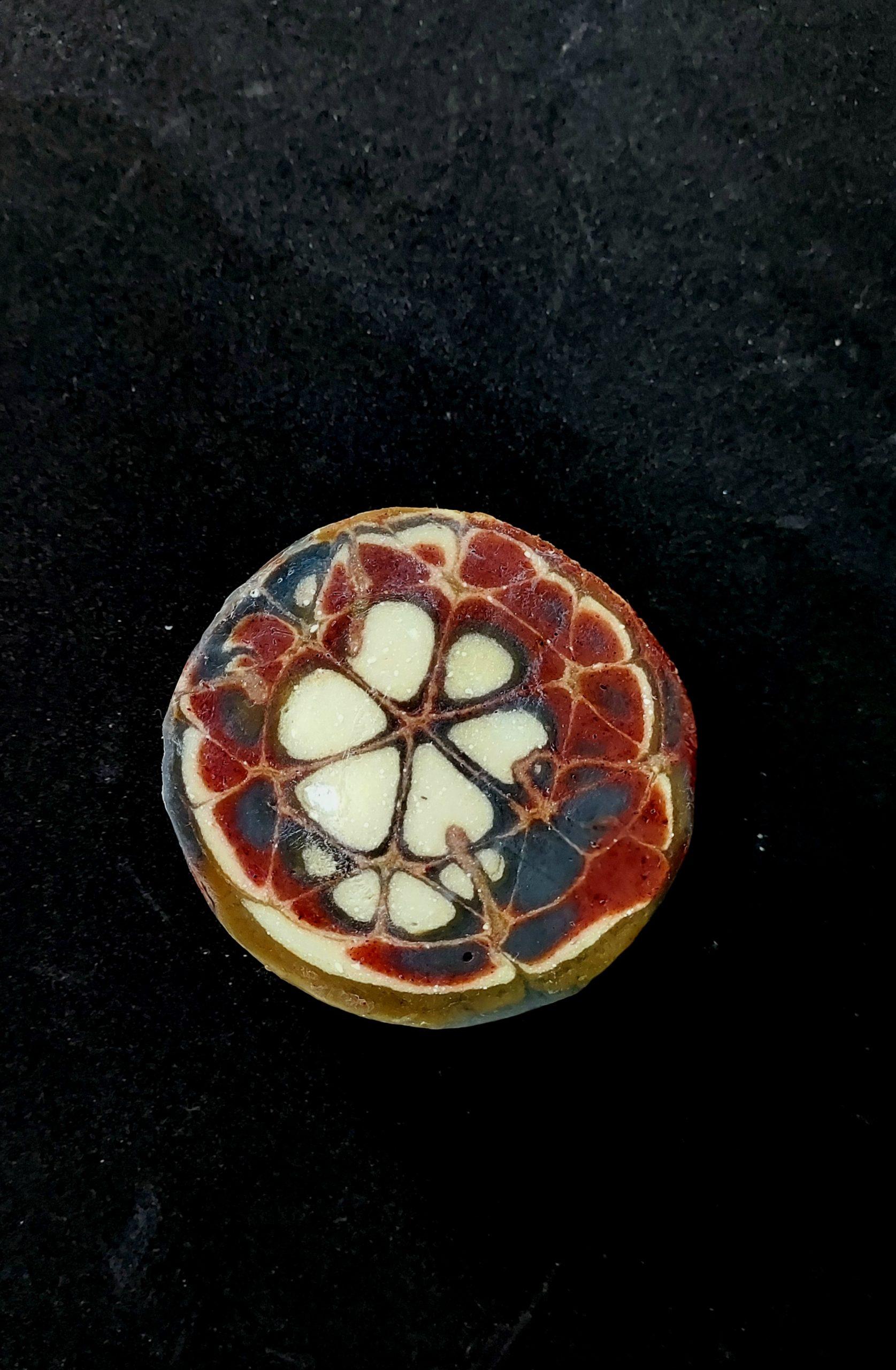 Kaleidoscope soap